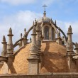 Royalty-Free Stock Photo: Seville Cathedral Dome