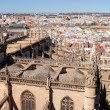 Seville Cityscape — Stock Photo
