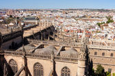 Seville Cityscape — Stock Photo