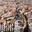 Seville Cityscape - Stock Photo