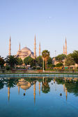 Sultan Ahmet Camii in Istanbul — Stock Photo