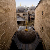 Old City of Istanbul — Stock Photo