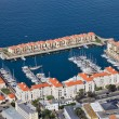 Marina in Gibraltar City - Stock Photo