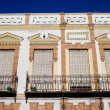 Tradiational House Facade in Spain — Stock Photo