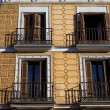 Royalty-Free Stock Photo: Old House Facade in Madrid