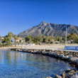 Marbella Holiday Resort in Spain — Stock Photo