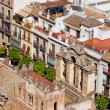 Old Town of Seville in Spain — Stock Photo