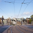 Transport Infrastructure in Amsterdam — Stock Photo
