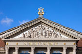 Amsterdam Concertgebouw Architectural Details — Stock Photo