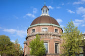 Round Lutheran Church in Amsterdam — Stock Photo