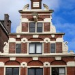 Amsterdam House Step Gable — Stock Photo