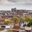 City of Amsterdam from Above — Stock Photo #32291321