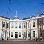 Kneuterdijk Palace in the Hague — Stock Photo #33213841