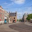 Den Haag City Centre in Netherlands — Stock Photo