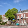 Houses in Den Haag — Stock Photo