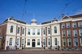 Palacio de kneuterdijk en la haya — Foto de Stock