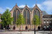 Kloosterkerk in The Hague — Stock Photo