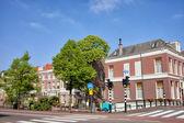 Houses in Den Haag — Stock Photo