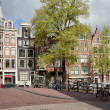 Houses of Amsterdam — Stock Photo #36002127