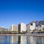 Resort City of Marbella in Spain — Stock Photo