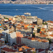 City of Istanbul from Above — Stock Photo