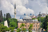 Sinan Pasha Mosque in Istanbul — Stock Photo