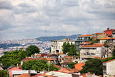 Houses of Istanbul — Stock Photo