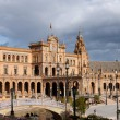 Plaza de Espana in Seville — Stock Photo #46019765