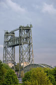 The Hef Lift Bridge in Rotterdam — Stock Photo