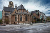 Church of St Lawrence in Rotterdam — Stock Photo
