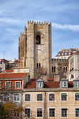 Tower of the Lisbon Cathedral — Photo