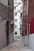 Distrito de bairro alto de lisboa — Photo
