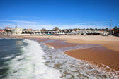 Estoril Beach in Portugal — Stock Photo