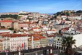 City of Lisbon Cityscape — Stock Photo