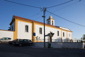 Church of the Convent of St. Paul in Almada — Foto Stock