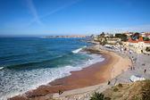 Resort Town of Estoril in Portugal — Stock Photo