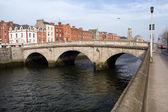 Mellows Bridge in Dublin — Stock Photo