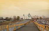 Orthodox church in Kyiv, Ukraine — Stock Photo