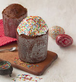 Pâques gâteau — Photo