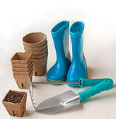 Tools for the gardener — Stock Photo
