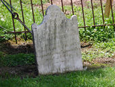 Lápida — Foto de Stock
