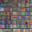 Iridescent Tile — Stock Photo #17480297
