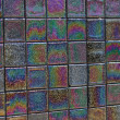 Iridescent tile 5 — Stock Photo