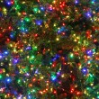 Christmas Tree Lights — Stock Photo #21965423