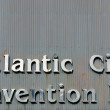 Atlantic City sign — Stock Photo