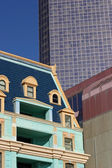 Old and New Buildings — Stock Photo