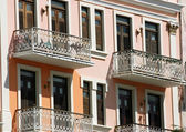 Balconies 6 — Stock Photo