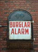 Burglar Alarm — Stock Photo