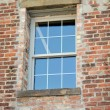 Stock Photo: Reconstucted Window