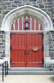 Church Doors — Foto de Stock